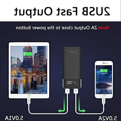 Power 24000mAh Huge 2 Output Pack with Android and