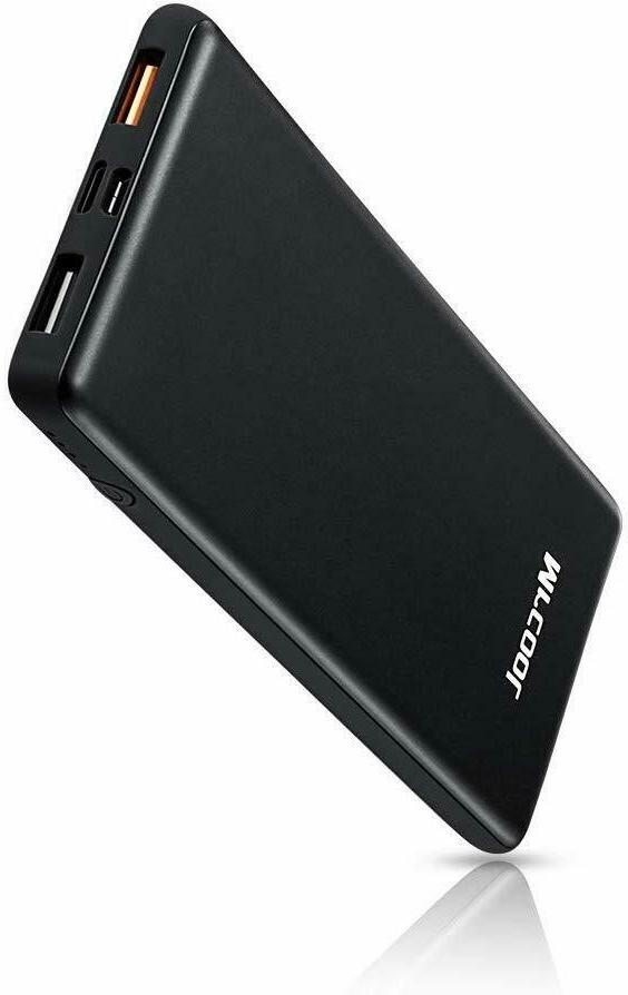 power bank portable charger quick charge 3