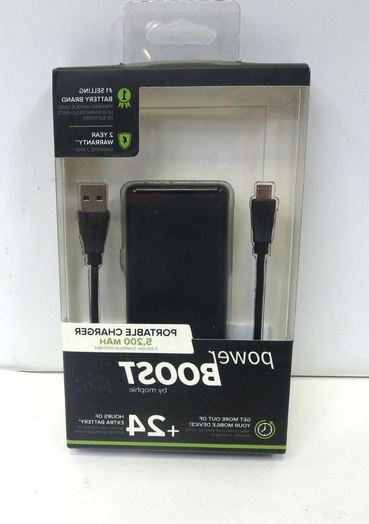 power boost portable charger external
