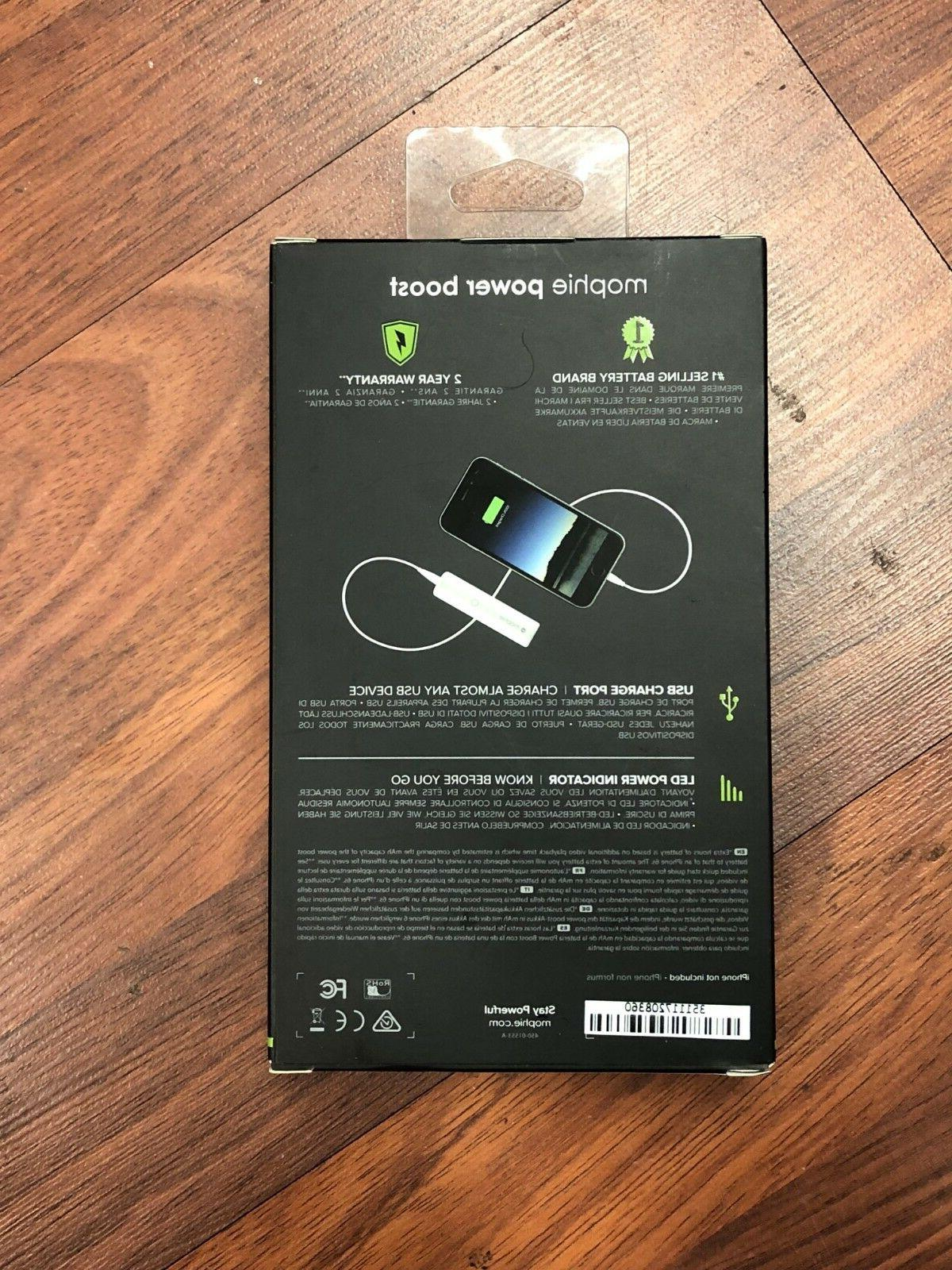 Mophie Power Boost in