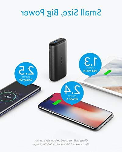Anker 10000 Redux, Ultra-Small Portable Samsung More