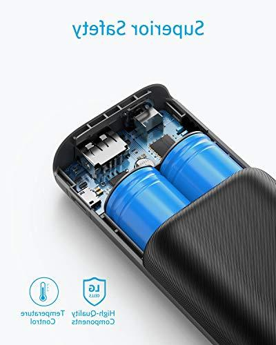 Anker PowerCore 10000 Ultra-Small Bank, Portable for Samsung