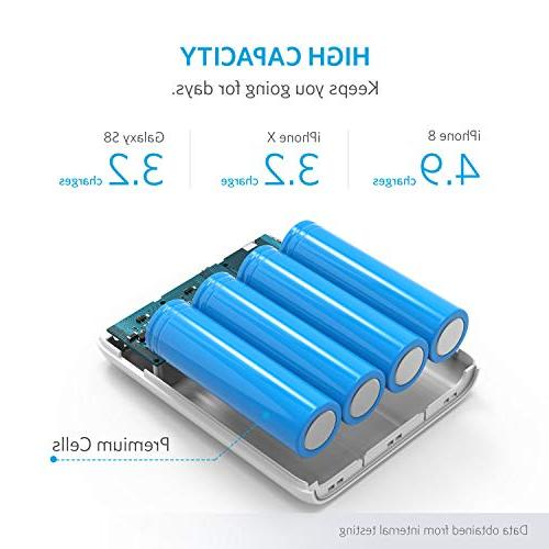 Anker 13000mAh Charger PowerIQ and VoltageBoost for iPhone, Galaxy