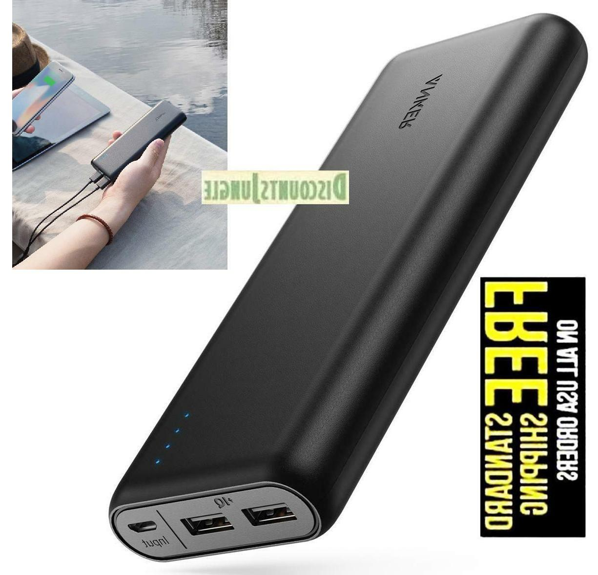 powercore 20100 ultra high capacity power bank