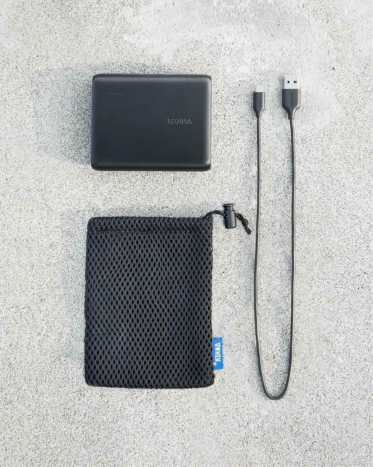 Anker PowerCore 13000mAh 2-Port Ultra-Portable Phone Power