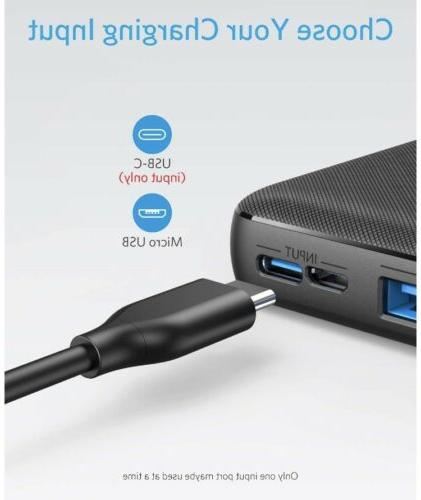 Anker PowerCore Essential Portable Bank with