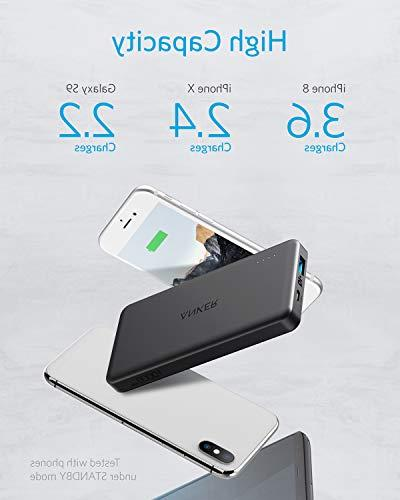 Anker PowerCore 10000 Ultra Bank, , iPhone, Galaxy More