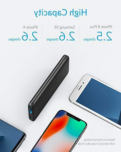 Anker USB-C , High Capacity Portable Charger, and External for iPhone, Samsung and More