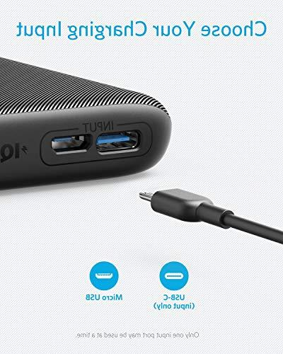 Anker PowerCore USB-C , Capacity and for iPhone, and
