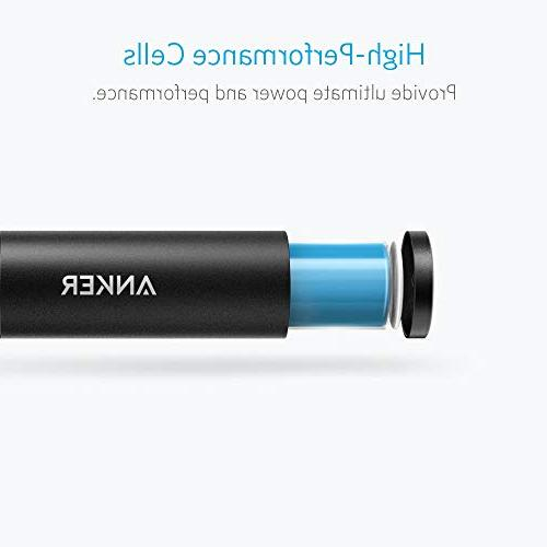 Anker Lipstick-Sized Charger , One of The Compact External with Smartphones
