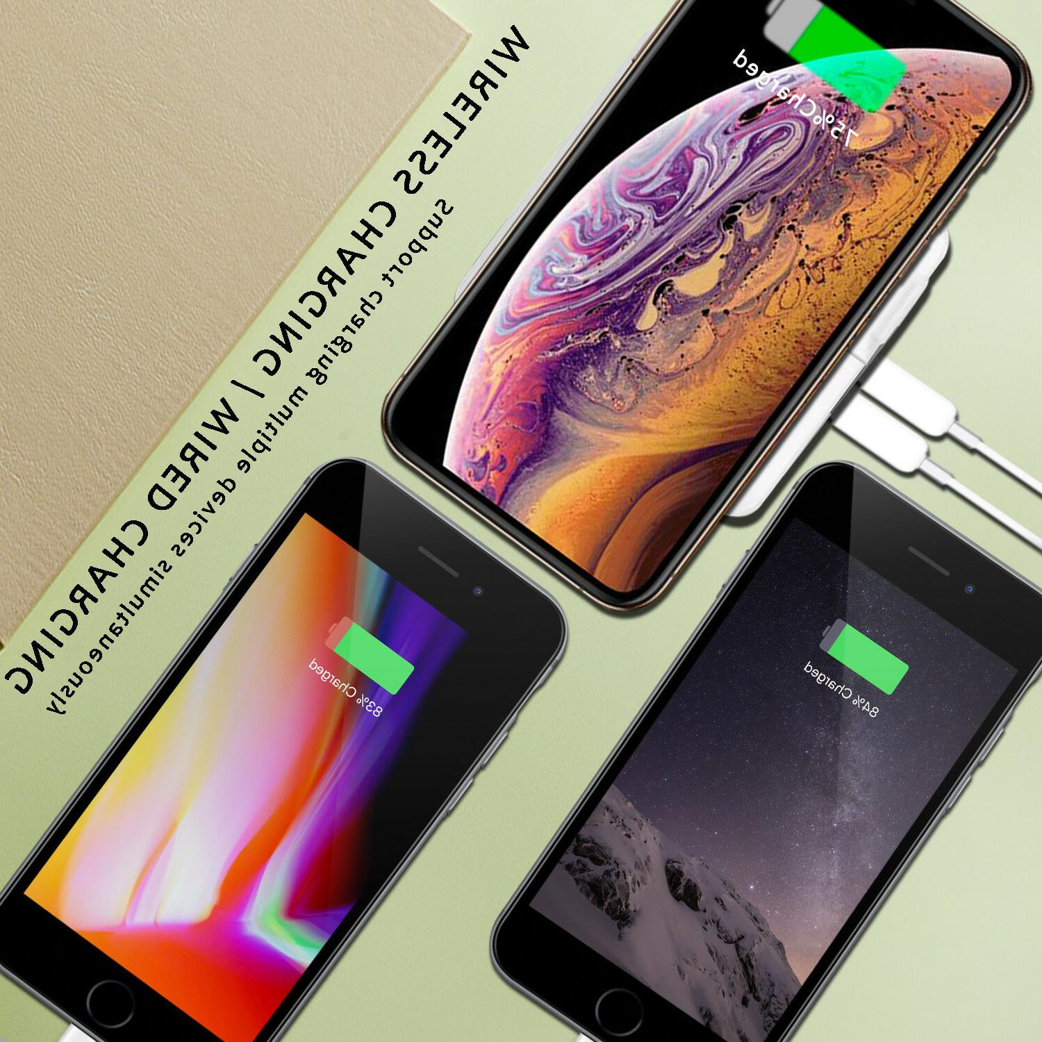 Qi Charging Charger Portable Battery