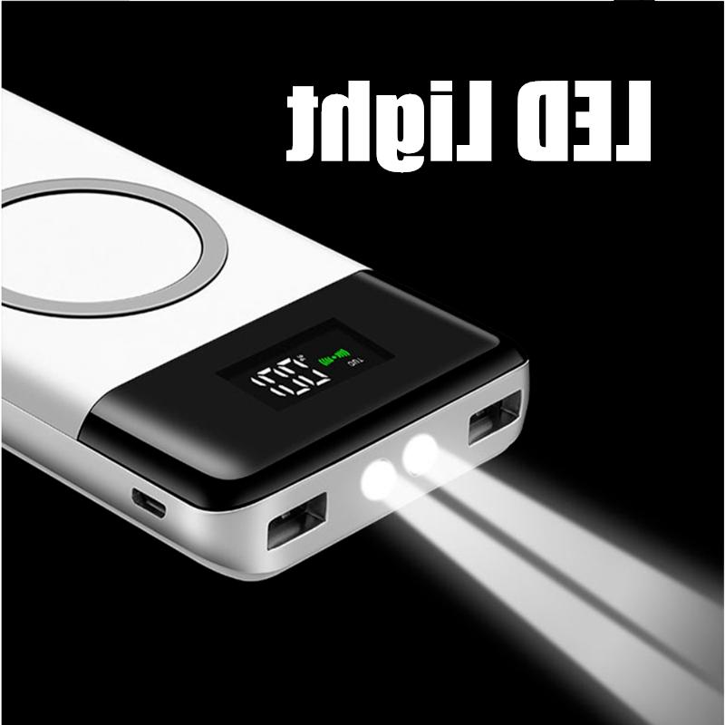 Qi Wireless Charger Battery