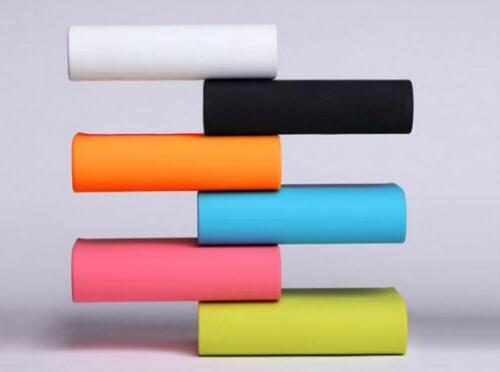 Silicone Power Bank Case Cover Skins Protector For 10400mAh