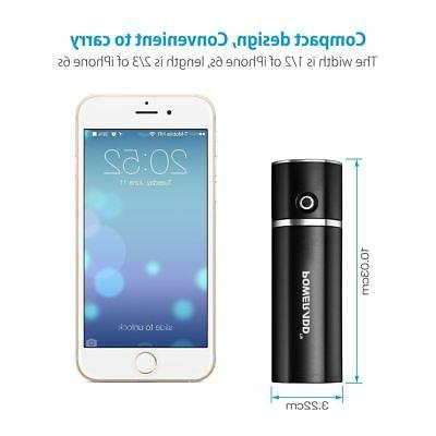 Poweradd Slim 2 Power Bank USB Battery Portable Charger for Phone
