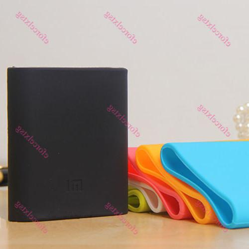 top silicone power bank case charger protector