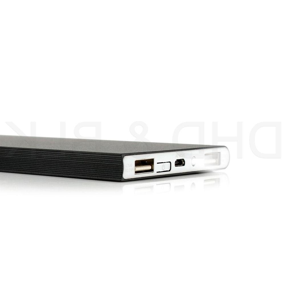 Ultra 20000mAh External Battery Charger Bank for Cell Phone