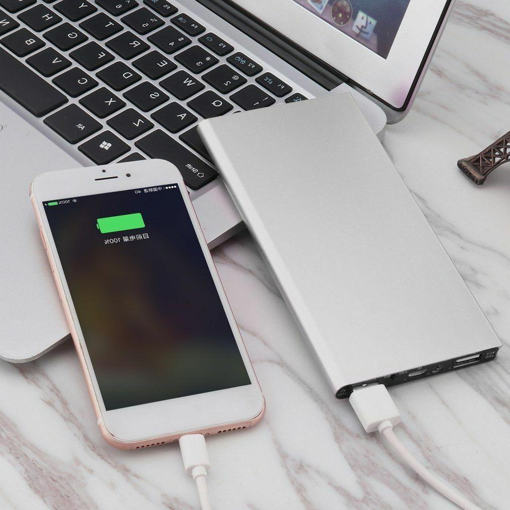 Ultra Portable External Charger Bank for Cell