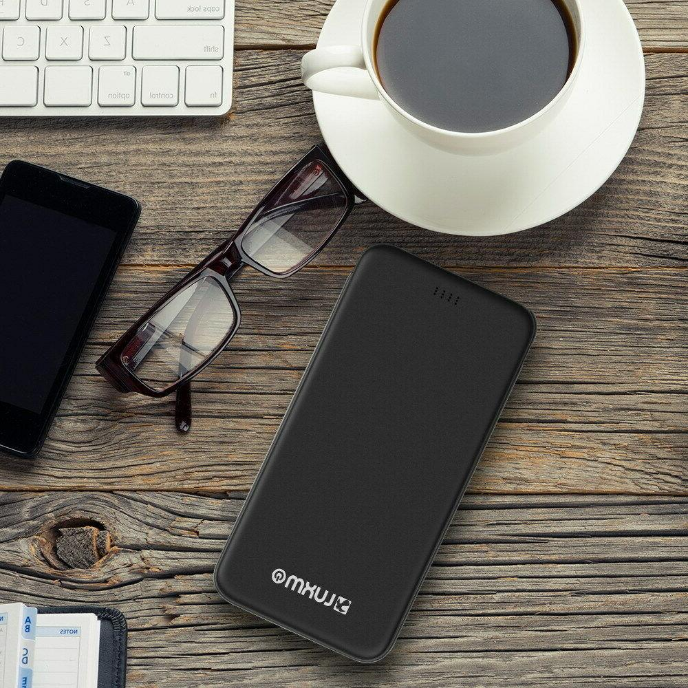 Universal Slim 5000mAh Power Charger for Type and Micro USB