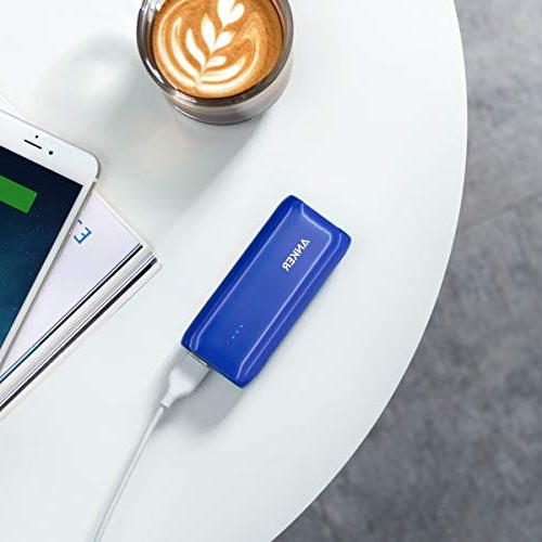 Anker Sized Ultra Compact Charger, External Bank, with Charging