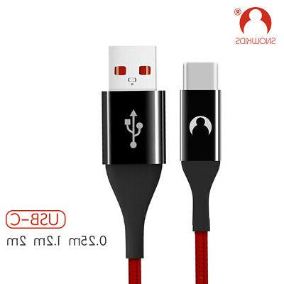 usb c cable usb charger for samsung