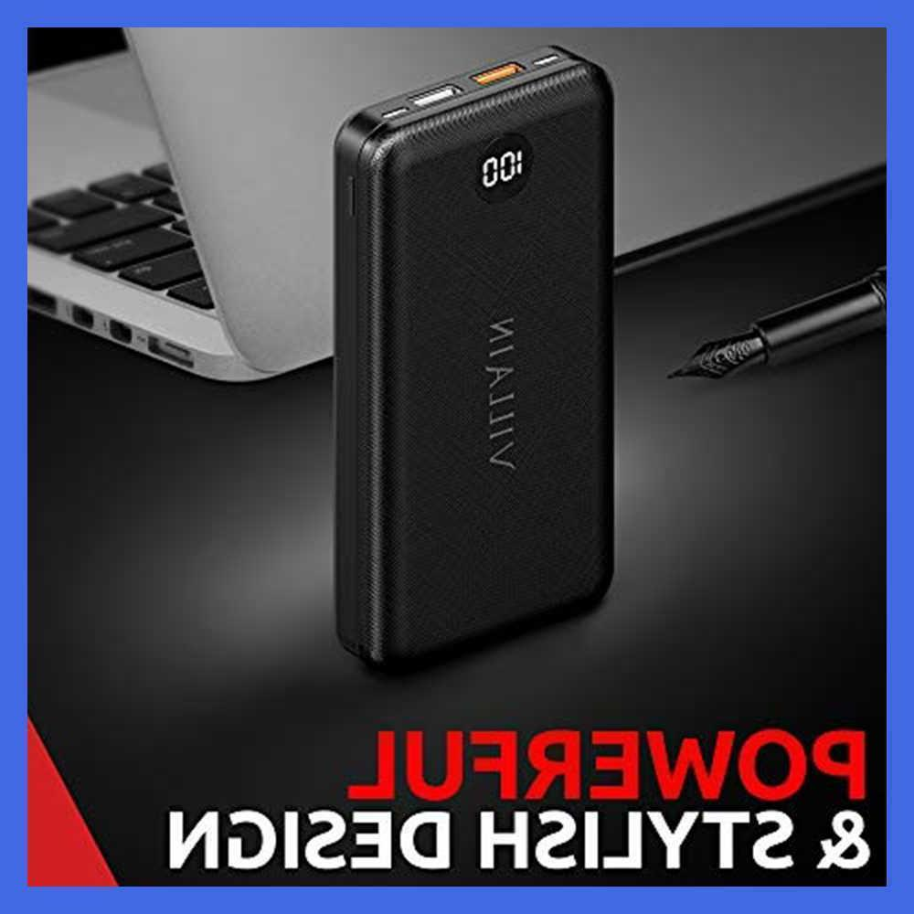VILLAIN Real Quick Charge PD USB-C