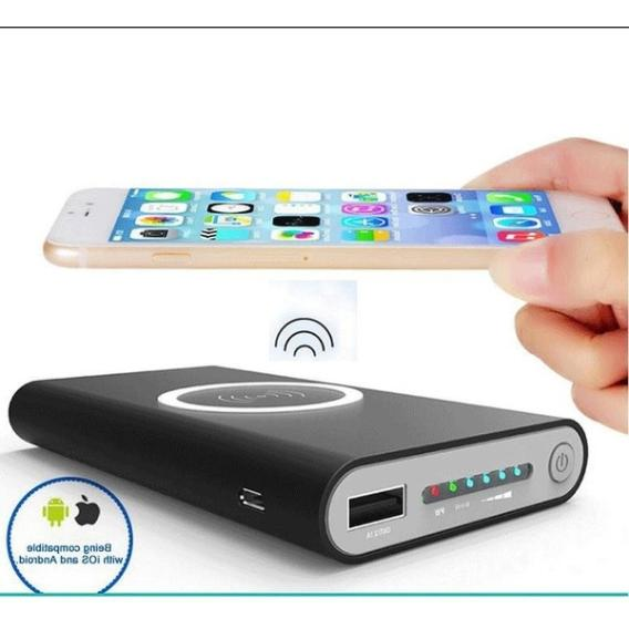 wired and wireless powerbank external power bank