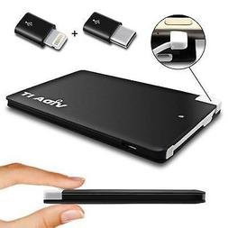 Lightweight Power Bank Portable Battery Pack USB Charger Bui
