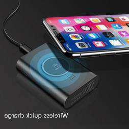 Mcdodo Portable Wireless Charger QI Battery Power Bank iPhon
