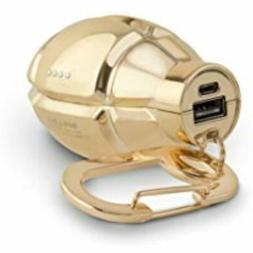 """Nade USB Power Bank - Gold Cell Phones """" Accessories"""
