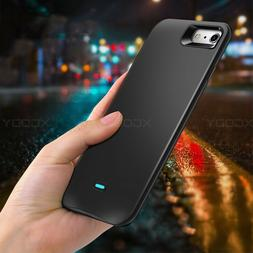 NEW Ultra Thin Backup Battery Case Power Bank Charger Cover