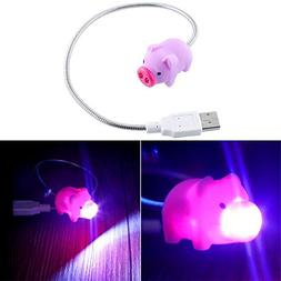 Led Night Lights - Mini Portable Cute Pig ble b Led Night Li