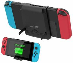 Nintendo Switch Battery Case Charger Stand Holder External P