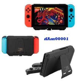 For Nintendo Switch External Battery Stand Holder Backup Cas