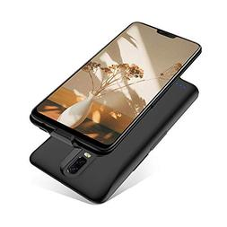 OnePlus 6 Battery Case Charger, External 6500mAh Backup Powe