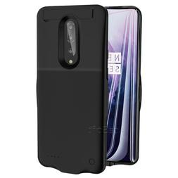 For OnePlus 7 Pro 6000Ah Battery Case Extended Backup Charge