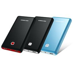 Poweradd 20000mAh Portable Backup Power Bank Pilot X7 Dual U