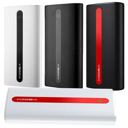 Portable 20000mAh Power Bank Dual USB External Battery Charg