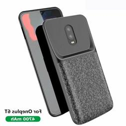 Portable Battery Charger Case External Backup Power Bank For