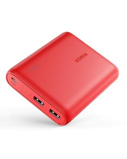 Anker Portable Charger 13000mAh 2-Port Power Bank for iPhone