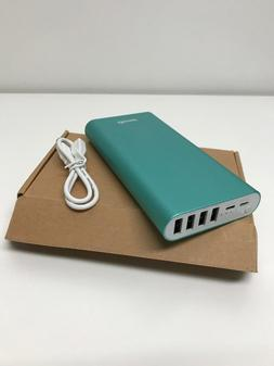 Portable Charger, BONAI 20000mAh Power Bank, Aluminum Polyme