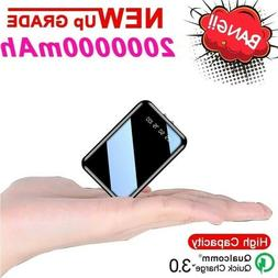 Portable Charger Mini Power Bank 2000000MAH Quick Charge Ext