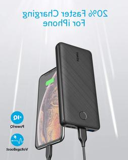 Anker Portable Charger, PowerCore Essential 20000mAh Power B