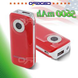Portable External Battery Mobile Power Bank USB Charger For