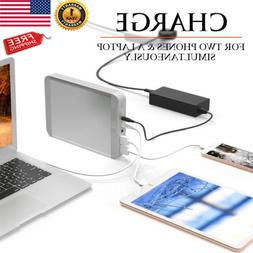 Portable K3 36000mAh Type-C 2USB Universal Laptop Power Bank