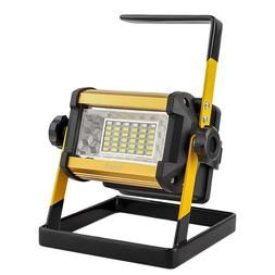 Portable LED Work-Light Cordless Rechargeable Lamp Waterproo
