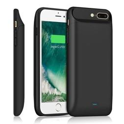 Portable Magnet Power Bank Pack Charger Battery Case For iPh