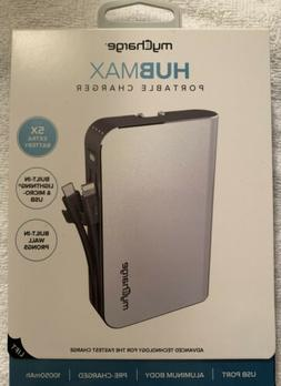 Mycharge portable power bank  HUB MAX  5.5X extra battery  1