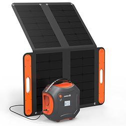 Jackery Portable Power Station Generator Kit Powerpro 500 wi