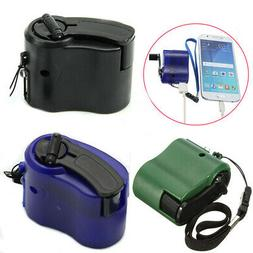 Portable USB 4AA Battery Emergency Charger Power Bank Case F