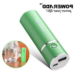 Poweardd Slim 2 Mini Fast Power Bank 5000mAh Portable Charge